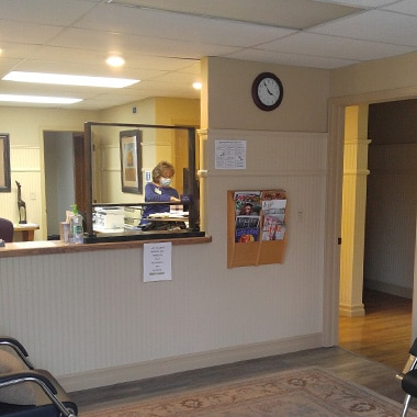 Chiropractic Center of Longmont Office